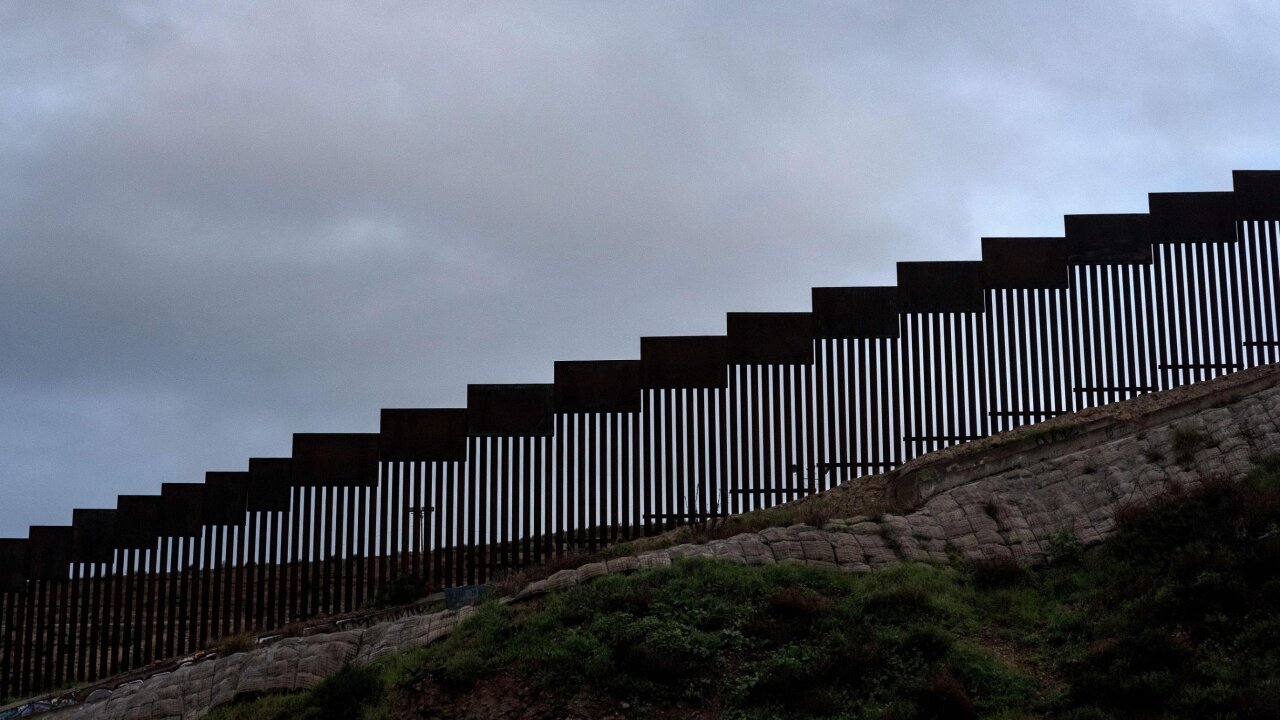 US-Mexico border arrests drop from May to June, CBP data shows