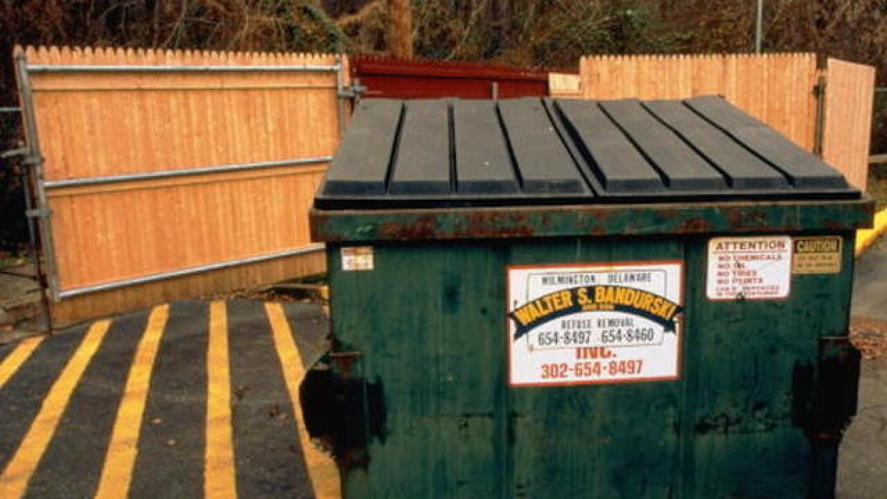 Philadelphia tells residents: Don't swim in dumpster pools