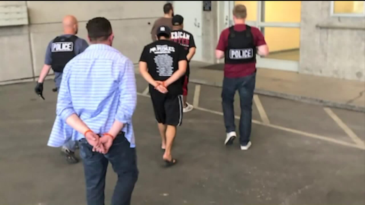 Fox 13 rides along as prostitution sting nets nearly 50 arrests in Salt LakeCity