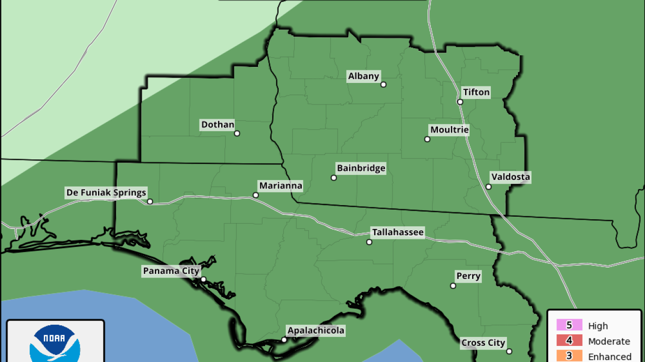 SPC Day 2 Outlook (05/22/2017)