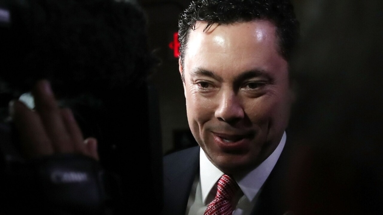 Utah's Chaffetz resigning from Congress as of June 30