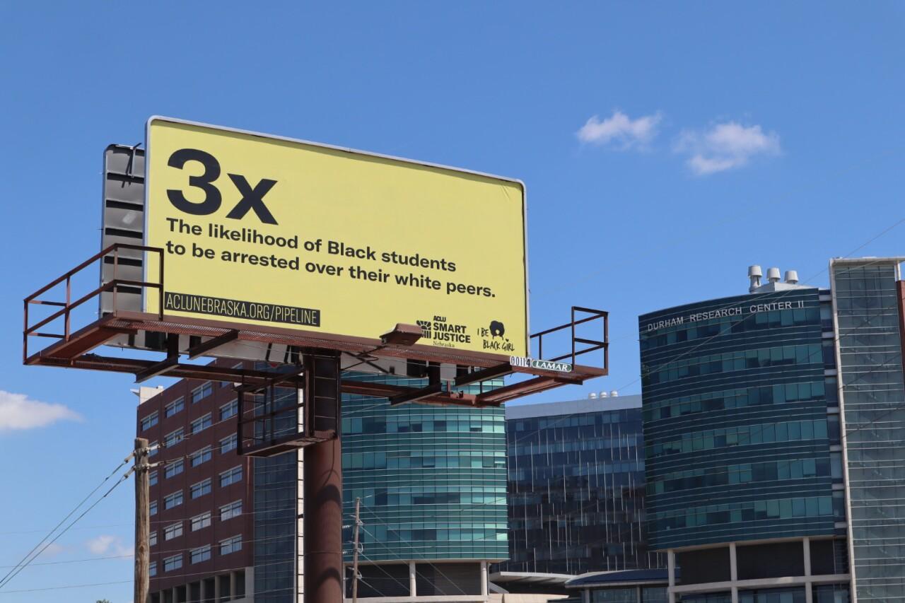 ACLU billboard