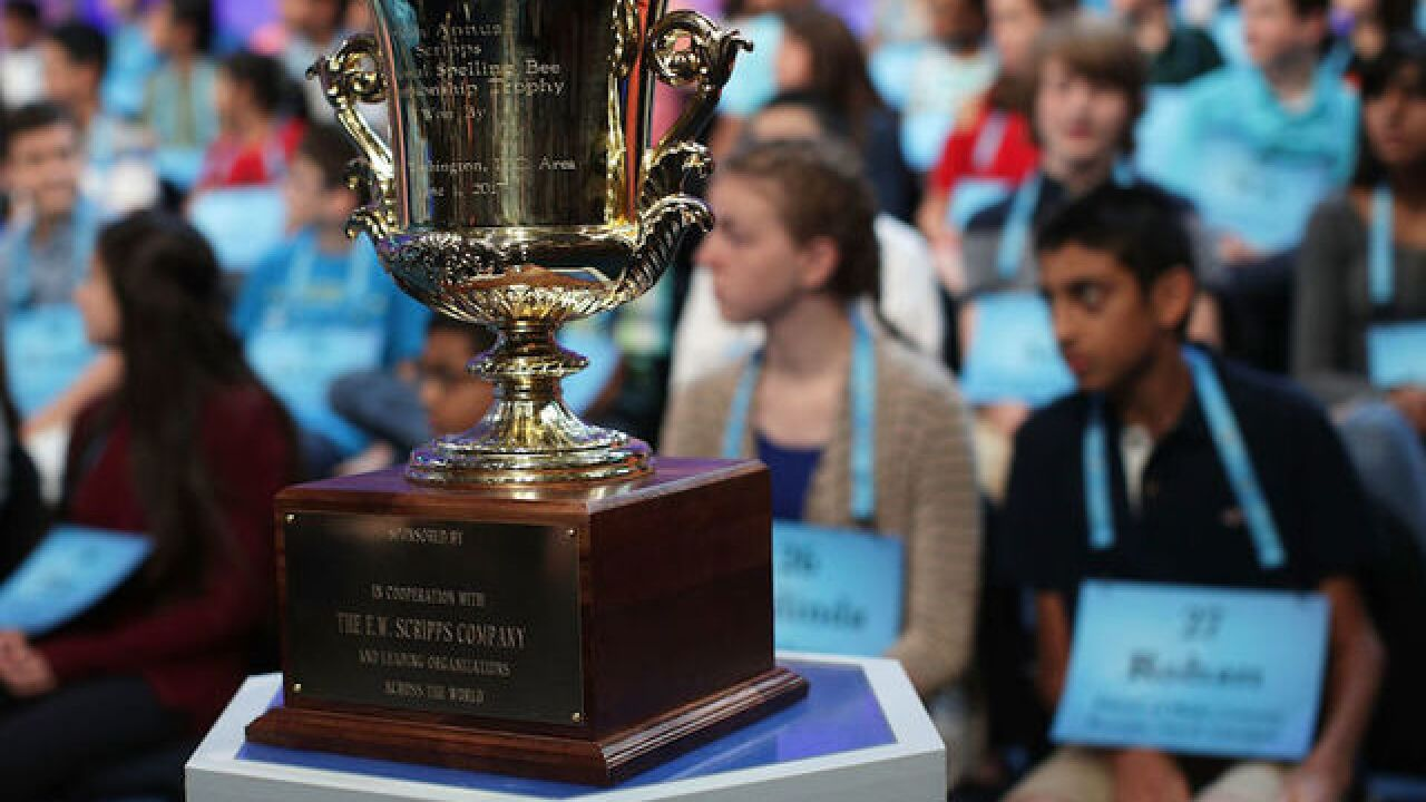 Scripps National Spelling Bee has record number of spellers for 2018