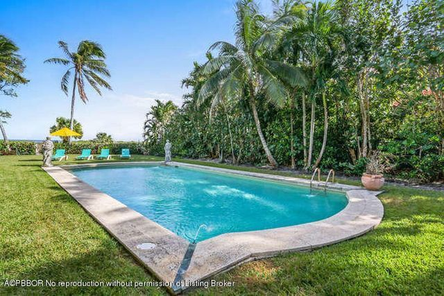 Dream  home: 13,000-square-foot oceanfront Palm Beach retreat on market for $24,500,000