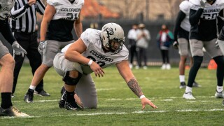 Sami taking CU's spring practice 'one day at a time'