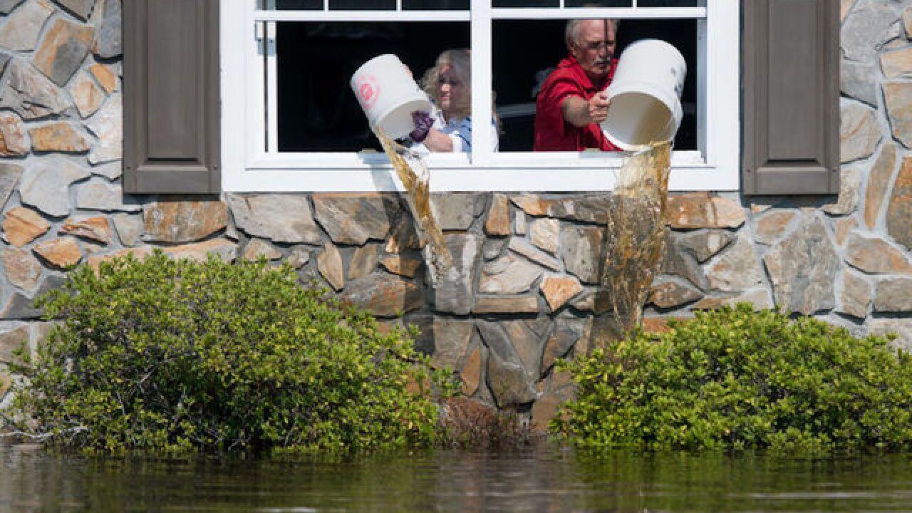 44 dead in Hurricane Florence-weary Carolinas
