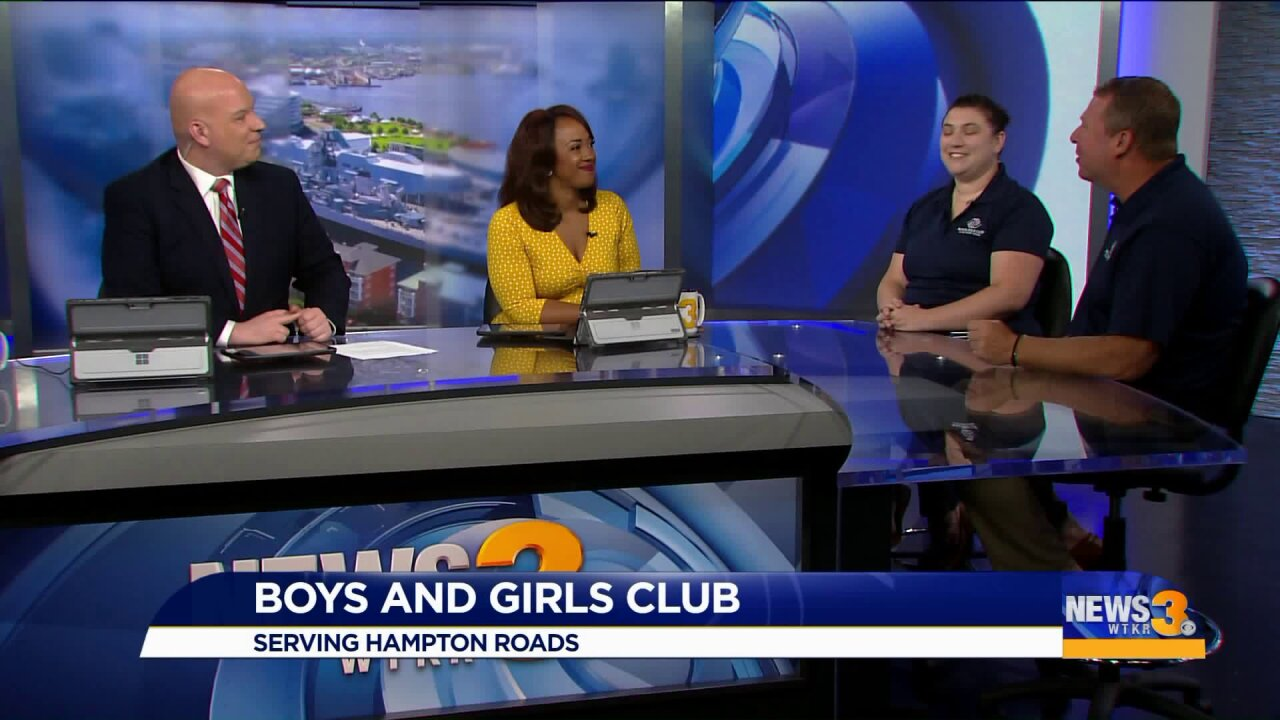 Learn about the Boys and Girls Club of Southeastern HamptonRoads