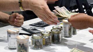Aspen marijuana sales top liquor sales for first time
