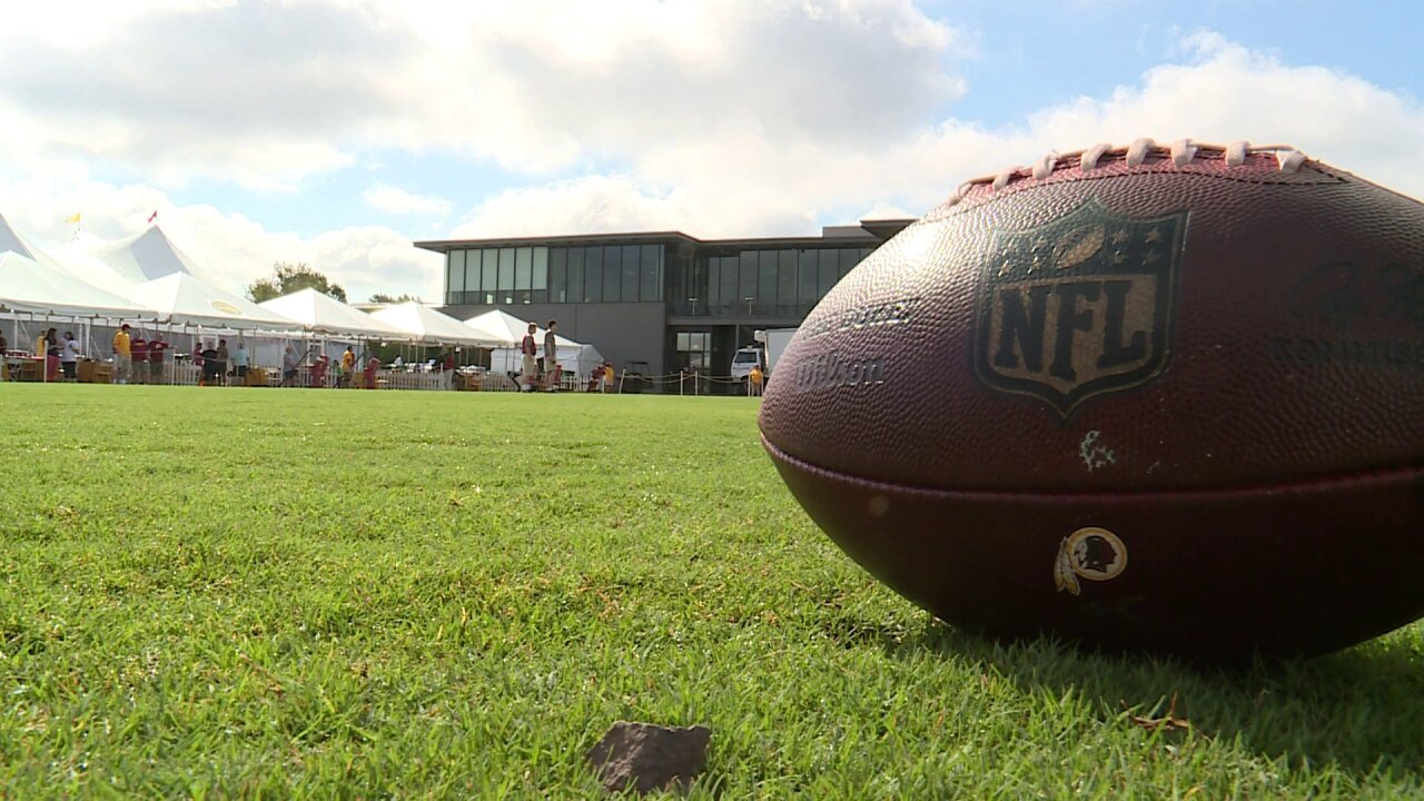 Day 1 of Redskins camp notable for those present andabsent