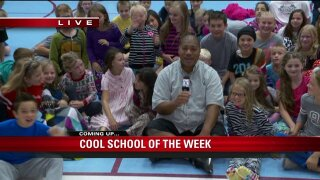 Big Budah visits South Jordan Elementary, Cool School of the Week