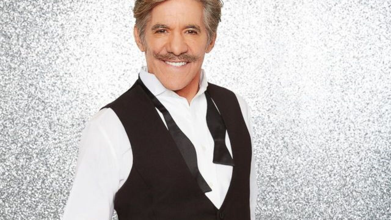 Geraldo Rivera eliminated from DWTS