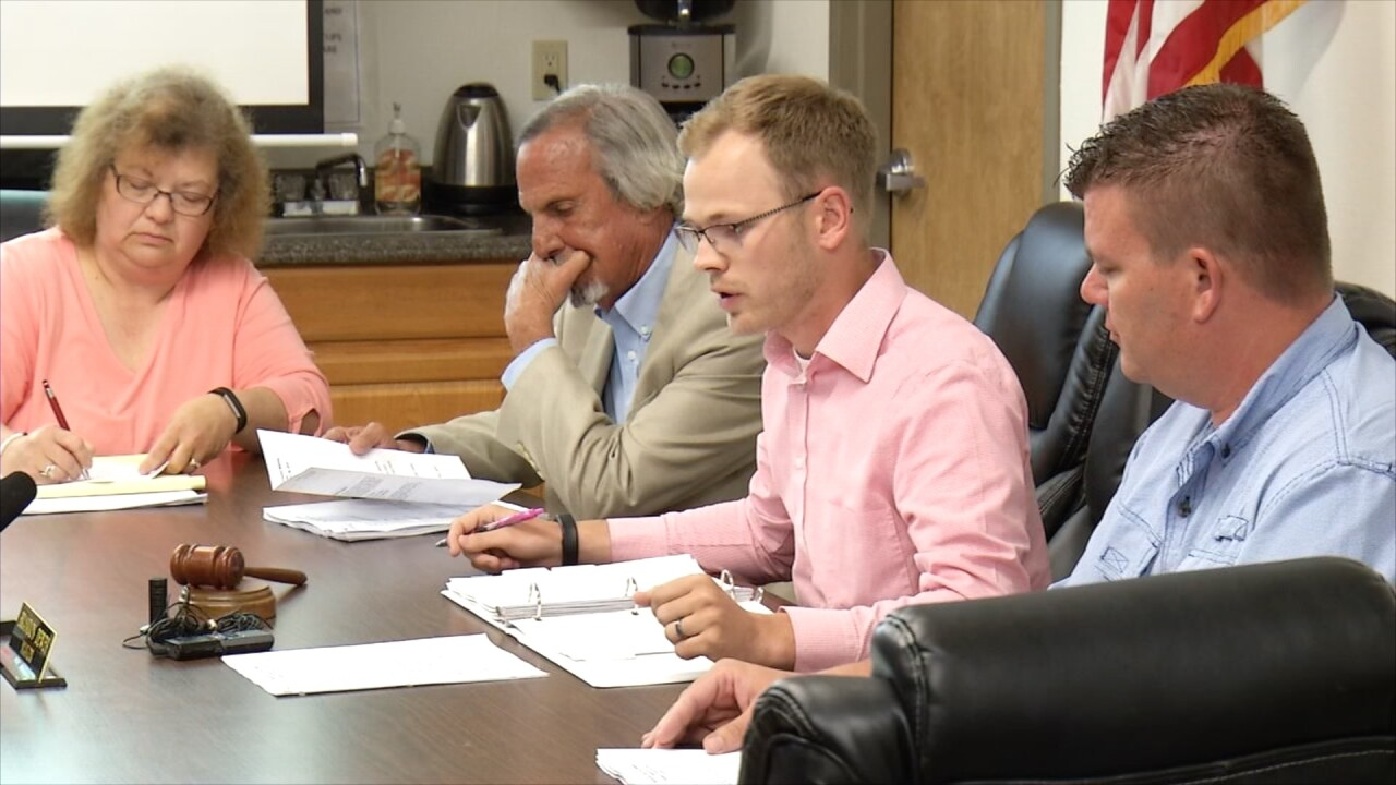 Stevensville Town Council back to full speed