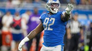 Lions put DT Kevin Strong on IR, acquire Dan Skipper via waivers