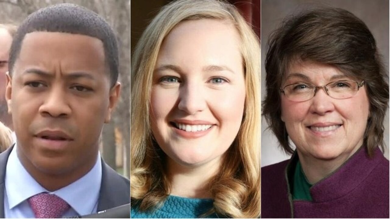3 Democrats look to make history in WI gov. race