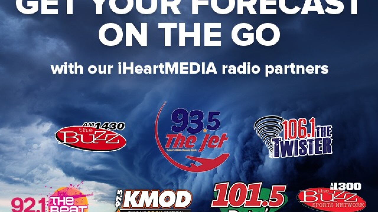 KJRH 2 Works for You and iHeartMedia announce partnership