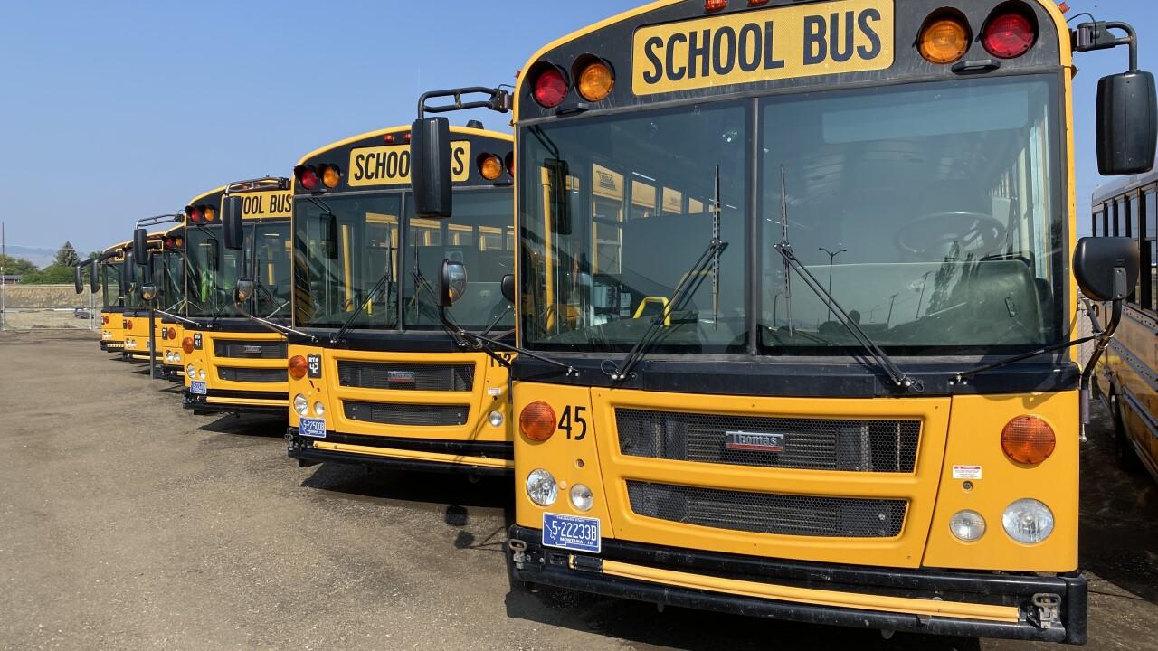 Helena School Buses