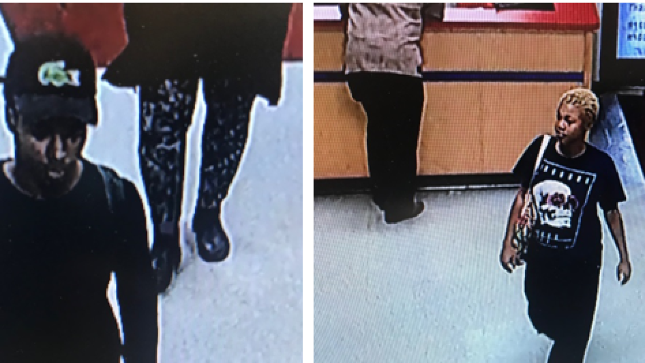 Virginia Beach Police searching for suspects accused of passing counterfeit bill, burglary