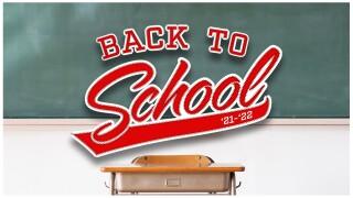 Back to School 2021 2021 desk