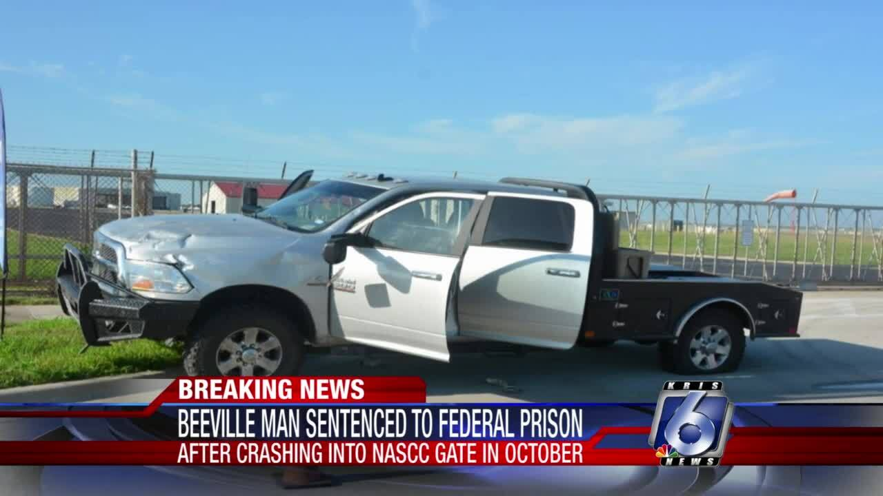 Beeville man sentenced in federal court