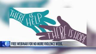 Suicide prevention seminar will be presented online next week