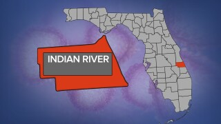 Indian River County coronavirus map