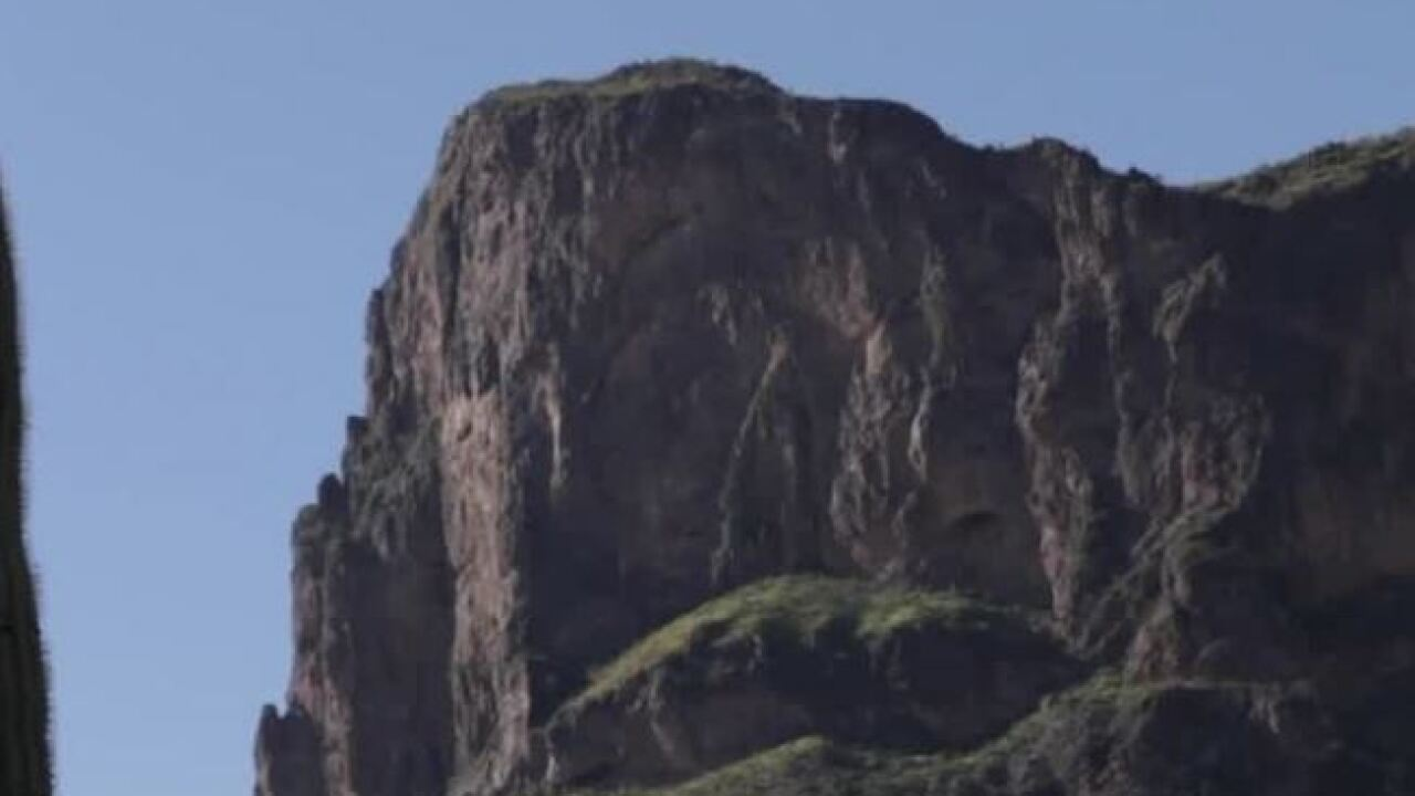 PCSO: 16-year-old dies during hike at Picacho Peak Park on Saturday