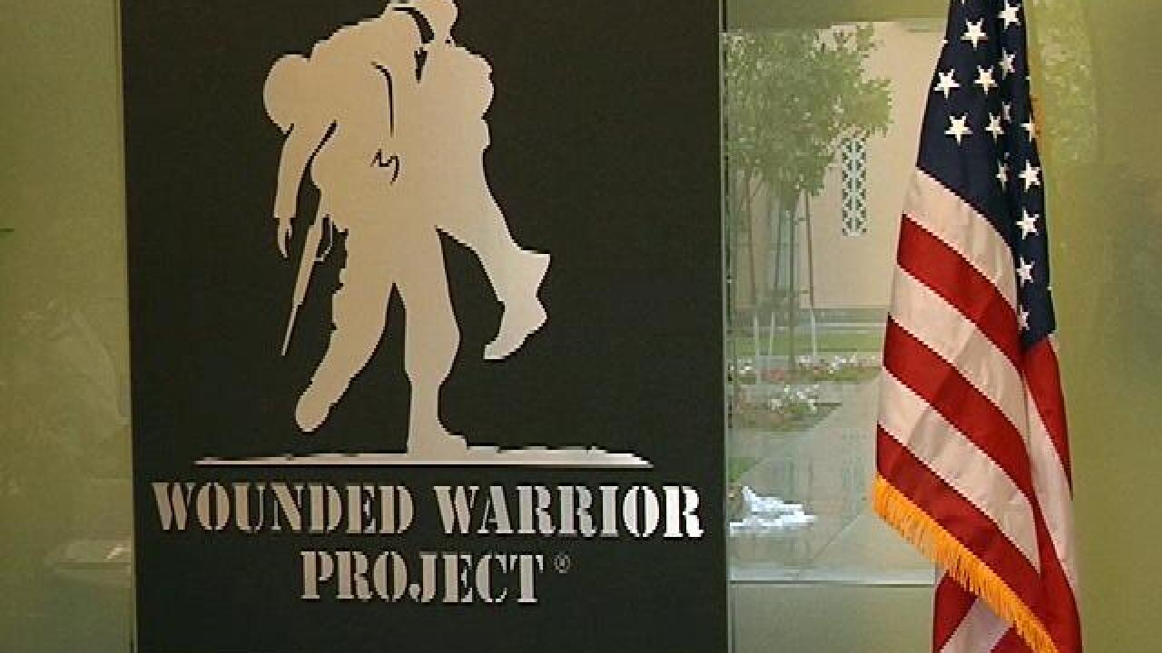 Wounded Warrior Project accused of wasting money
