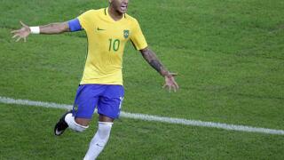 Soccer-crazed Brazil finally wins Olympic gold