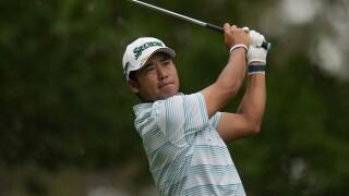 Hideki Matsuyama Masters Golf