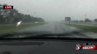 I-10 on the way to jennings