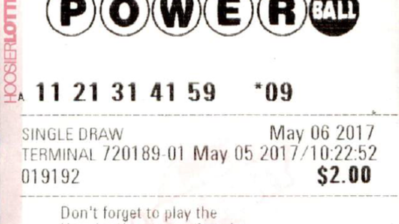 Dreams come true; Marion woman wins $1 million on Powerball