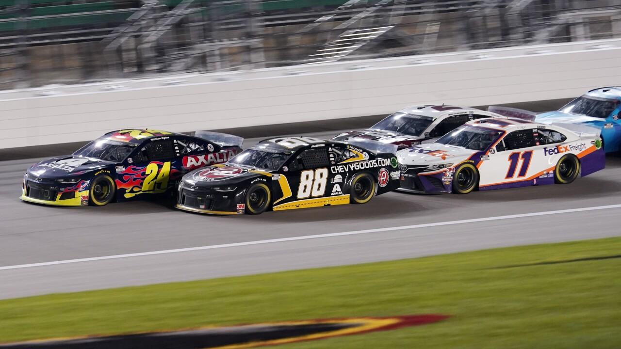 Kansas Speedway 2021