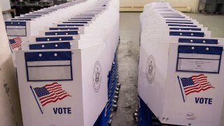 Kansas, Missouri voters approve amendments on campaign donations, cigarette taxes and other issues