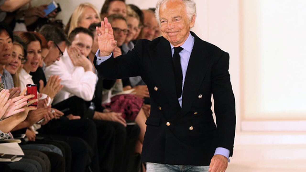 99cb856ce047 Ralph Lauren steps down as CEO of company