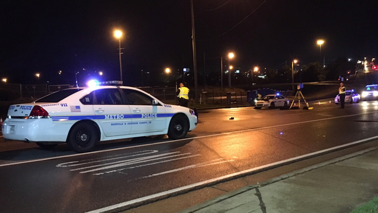 Pedestrian Killed In Hit-&-Run Crash On Harding Place