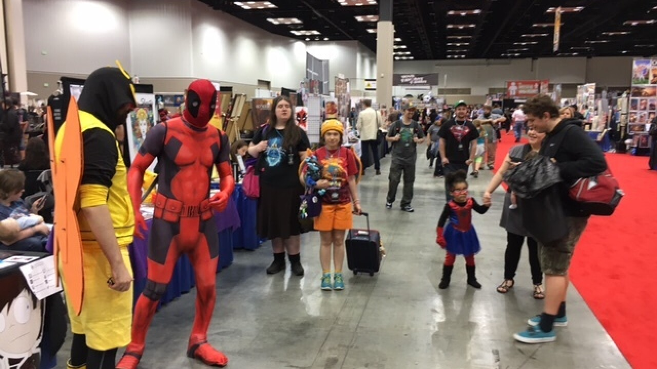 GALLERY: Indiana Comic Con 2016