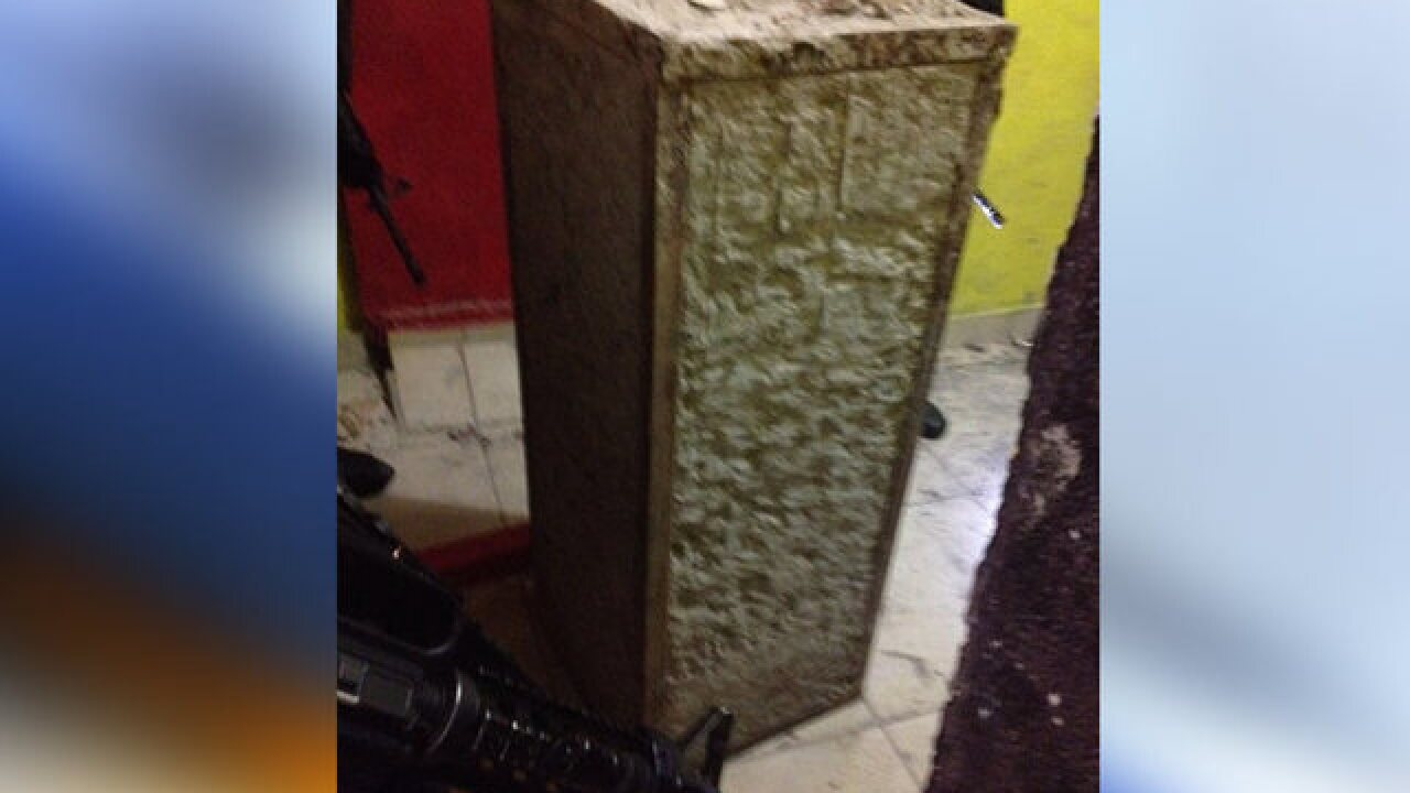 Feds: Cross-border tunnel found in Calexico