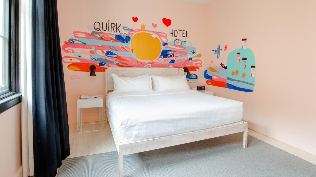 Quirk Hotel - Richmond
