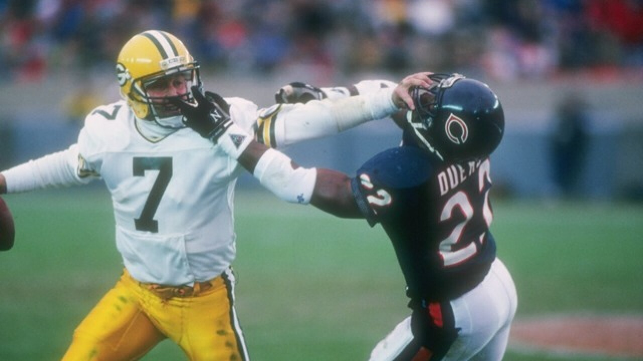 Don Majkowski's says his Packers Hall of Fame ring was stolen