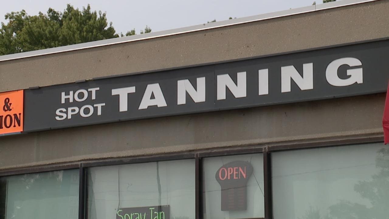 Hot Spot Tanning