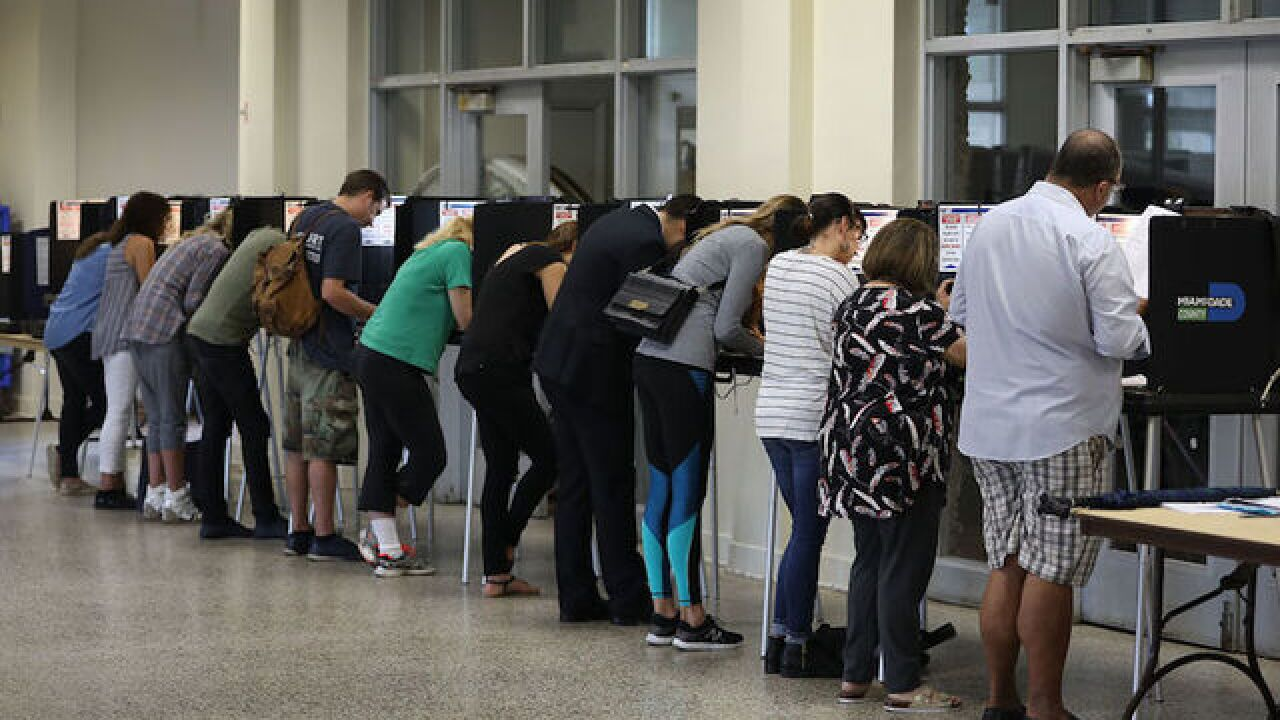 Florida felons will be able to vote again after amendment passes