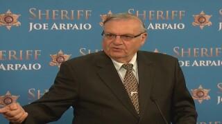Maricopa County Sheriff Joe Arpaio announces plan to run for sheriff in 2020
