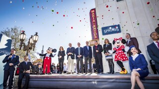 Disney to reopen Disney Springs, theme park and resort to remain closed