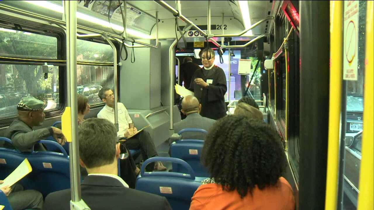 150 clergy members board GRTC buses looking, praying for transportationchanges
