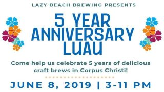 Lazy Beach Brewing celebrates 5 years of local brewing