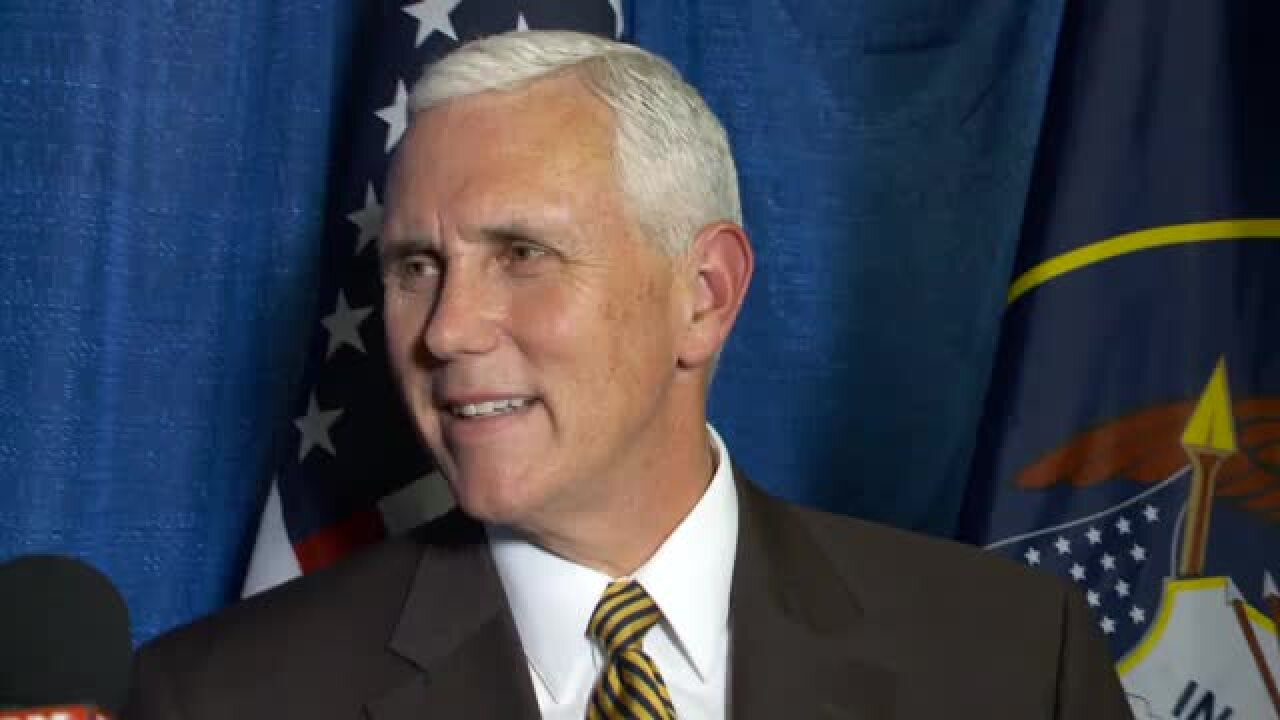 3 Questions with Bob Evans: Mike Pence on politics, the race inUtah