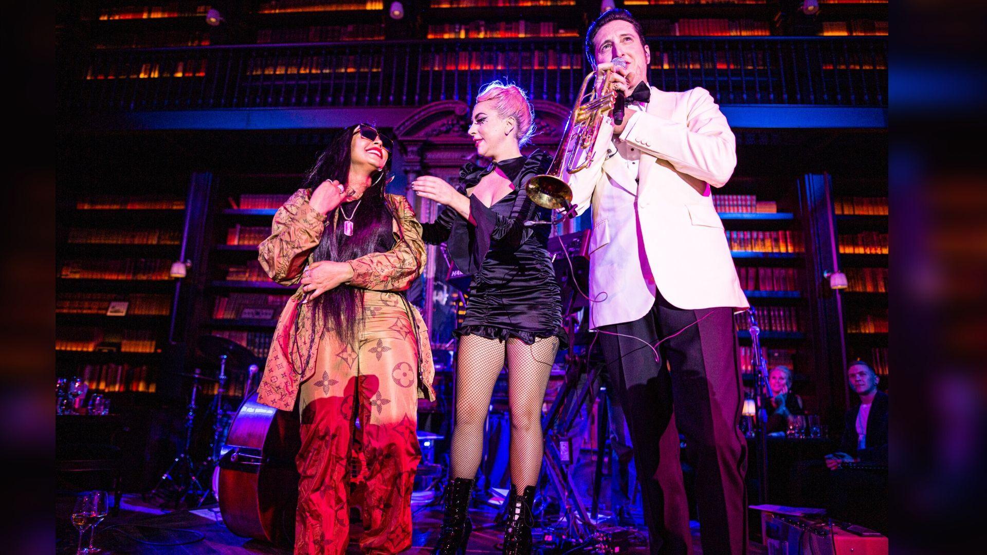 Lady Gaga and Ashanti Duet at Las Vegas' NoMad Restaurant.jpg