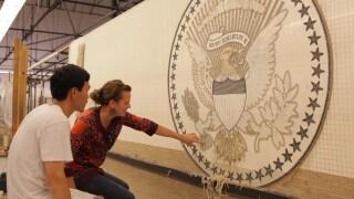 Obama rug finished.JPG