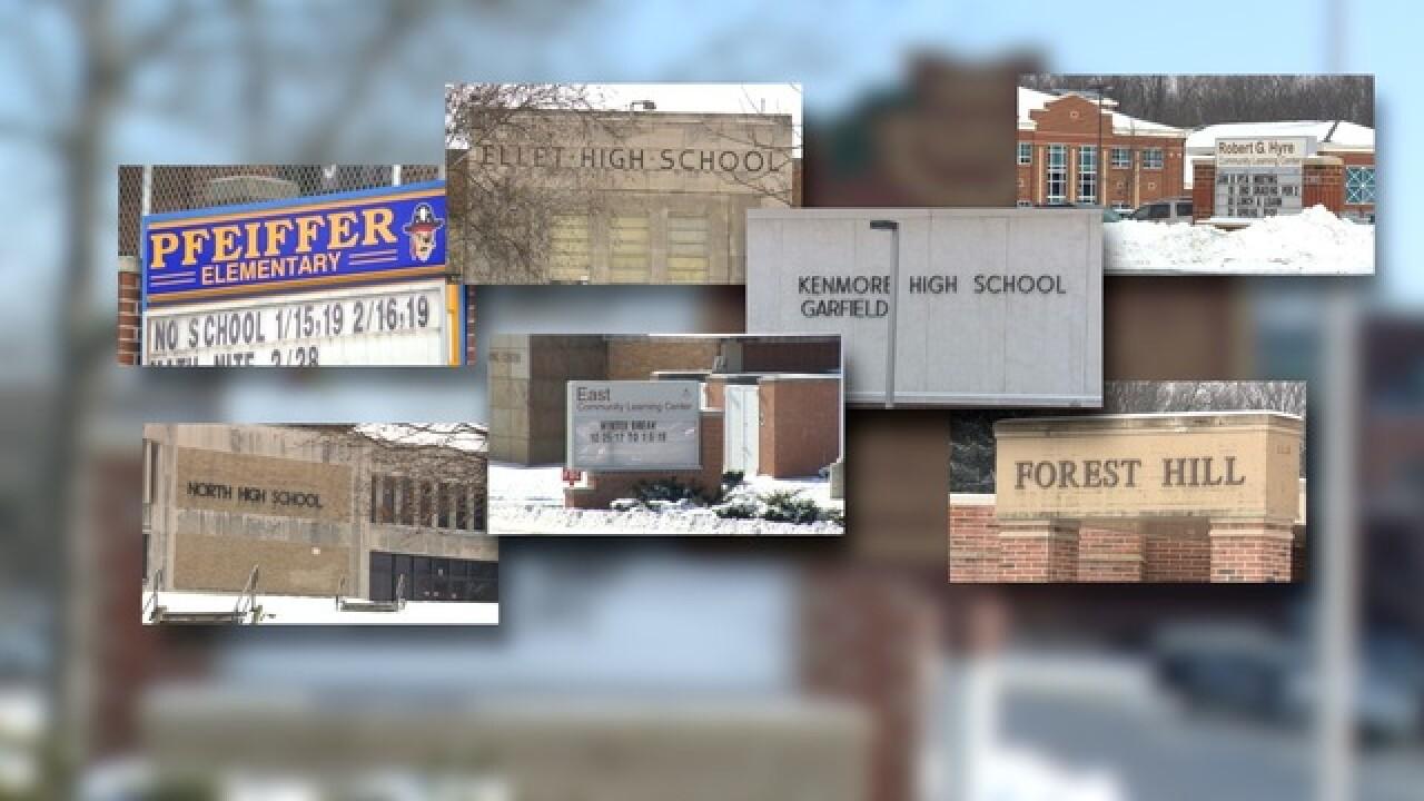 22 Akron teachers file grievances over assaults