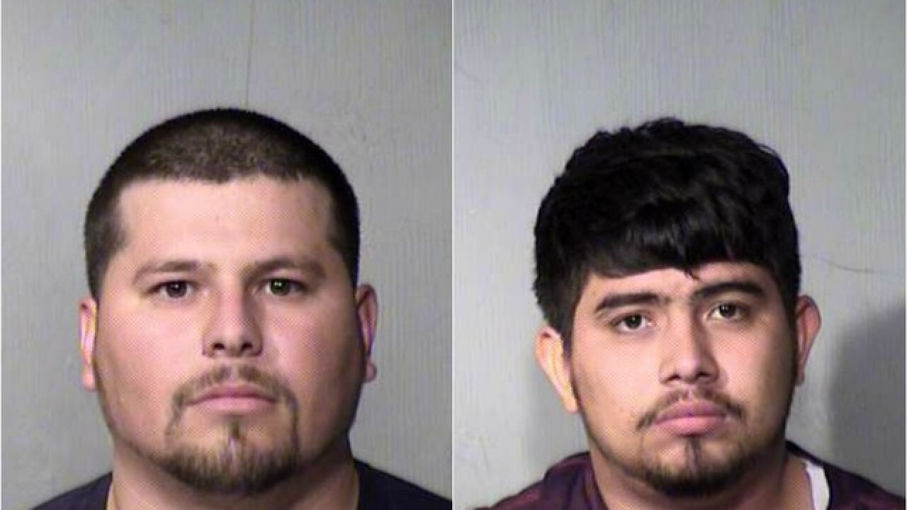 Tempe PD: Leader and courier of Phoenix-based meth network caught